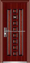 puertas de acero decorativos