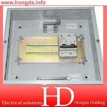 monofásico carril DIN cajas de electricidad empresa