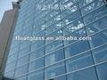 vidrio de construcción