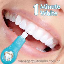 Como se ve en la televisión no cepillo de dientes, nuevo kit de blanqueamiento dental