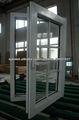 Casement PVC window