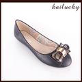 Primavera Verano 2014 Bailarinas zapato de la mujer