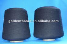 hilados de algodón para tejer y tejer en el cono