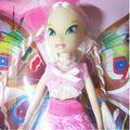 11 pouces. plastique nouvelle poupée monstre élevé