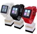 Pulseira sem fio Bluetooth relógio inteligente, o Smart Watch Phone Mobile Partner para o Sistema Android sincronizar Telefone