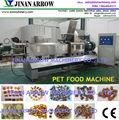 Maquina para fabricar comida para perro, gato, pez, ave