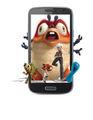 5 pulgadas Feiteng H9500 + Android 4.2 3G Smartphone MTK6589 Quad Core 1.2GHz 1GB RAM 8GB ROM 13MP cámara (Gray)