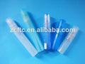Perfume atomizador de plástico, pequeñas botellas de perfume, nuevo producto, 5ml, 8ml, pp 10ml forma de la pluma