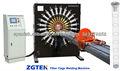 Máquina de Canastillas para Filtros de Mangas