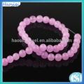 atacado hippie versátil rosa jade missangas pulseira jóias