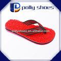 de lujo de nueva handmad estilo de zapatilla de fieltro