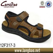 sandalias de los hombres, Zapatos de los hombres de moda, Hombres Sandalias de cuero
