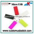 8GB Mini USB Flash Drive de 4GB 2.0
