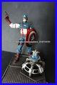 (al por mayor moq $ 300) 20cm Capitán América película de acción figuras proveedor