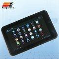 "7 ""android4.0 Bluetooth WCDMA GSM 2 ranura para tarjeta SIM GPS ATV FM Tablet PC 3G Ranura para tarjeta SIM"