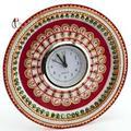mármol reloj de lujo