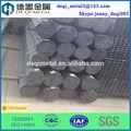 de acero galvanizado rectangular tubería hecha por galvanizado de la tira
