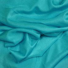 Capri azul de nylon tejidos 100% tricot tela de nylon