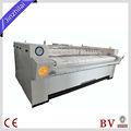 Plancha de vapor de la industria( industrial& comercial planchadora máquina, planchadora-secadora, planchadora lavandería)