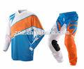 La costumbre de carreras de motocross pantalones/motocross camisetas con la