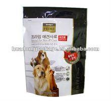 bolso del alimento de perro