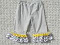 apretado infantil de alta calidad pantalones volante