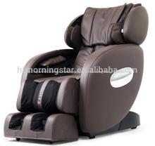 en forma de l silla del masaje de gravedad cero silla