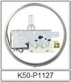 冷凍庫のサーモスタットキャピラリー077bサーマルプロテクタ