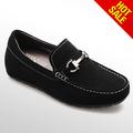brasil importados de cuero de los hombres casual zapatos mocasines