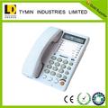 pequeñasidentificador de llamadas de teléfono fijo a partir de la fábrica de china
