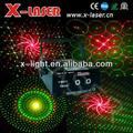 El patrón de navidad mini láser de luz láser del club para luces dj, discoteca etapa de iluminación
