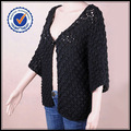 Plus size women clothing handmade crochet sweater woman