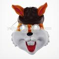 divertido de la espuma de eva animales máscara de halloween máscara de conejo para los niños