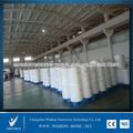 Degradables anti- static eco- ambiente de aire a través de productos no tejidos