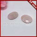 ovale cut naturelles poudre de perle de cristal perles