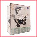 2014 papel de carta bonito saco borboleta