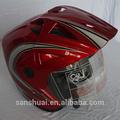 Casco de la motocicleta, de alta calidad de casco de la motocicleta, viseras de doble casco, flip- hasta helme