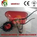 el poder de la carretilla ruedas del eje de aluminio plataforma carretilla de mano carretilla