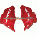 China FT150 -La cubierta lateral de la motocicleta