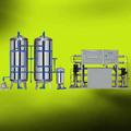 Sistema de Purificación de Agua de Ósmosis Inversa 2000L/H Conforme CE