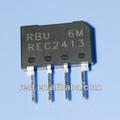 rbu 10a 1000v rectificador de corriente continua