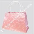 2013 bolsa de papel reciclado de lujo