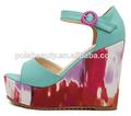 alibaba china última diseños de vestir sandalias zapatos ph2917