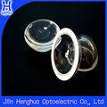 Semi grandes- esfera de vidrio