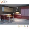 Gabinete de cocina modelo melamina gabinete de cocina hecha en china( cdy- sm023)