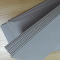 Cartón gris contracolado para maquetas