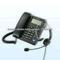 auricular de teléfono para los negocios