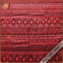 directa de la fábrica proveedor chino de impresión digital de prendas de vestir de seda sarga