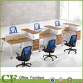 Six personnes cf-d81605 paravent de bureau et stations de travail