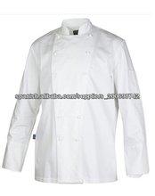 Chef chaqueta, capa cocinero